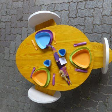 Tavolo per bambini Uovo